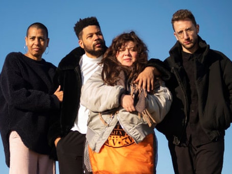 Unprecedented, the Turner Prize awarded jointly to the four nominees.
