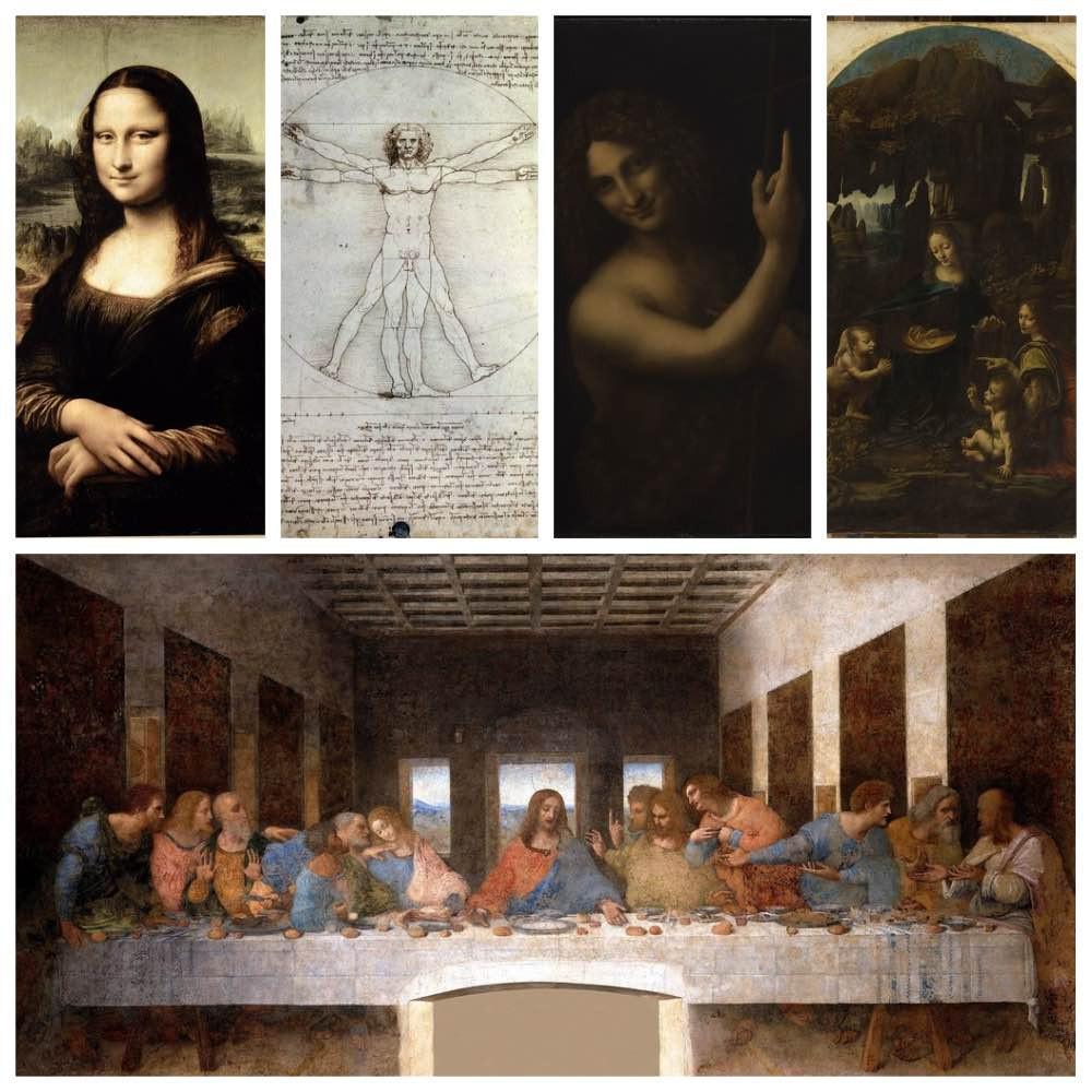 art expert Leonardo da Vinci