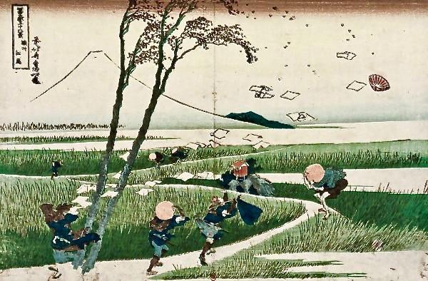 art expert Japanese art