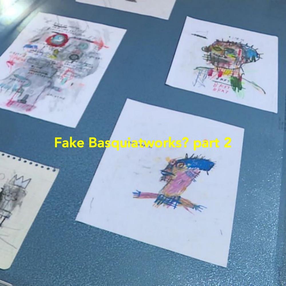 Basquiat expert