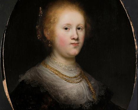 Art expert Rembrandt