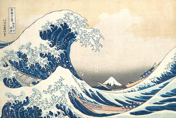 Hokusai art expert
