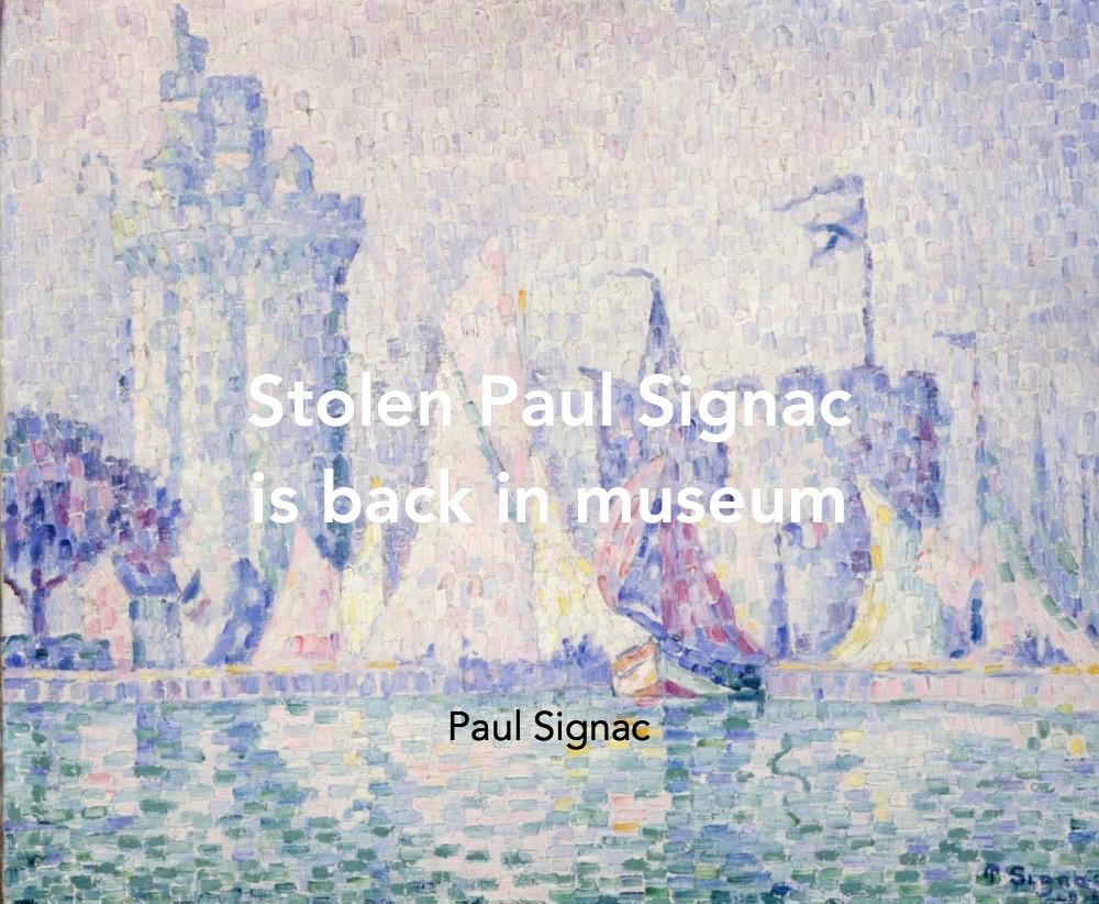 Signac art expert