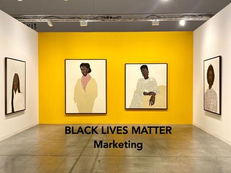 Black Lives Matter  marketing