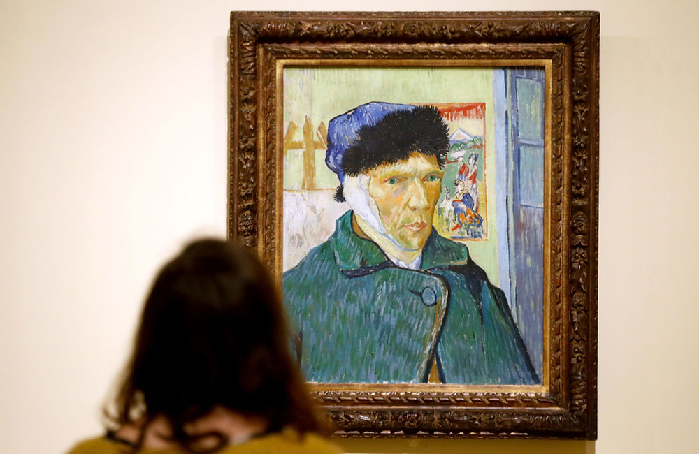 Van Gogh art expert