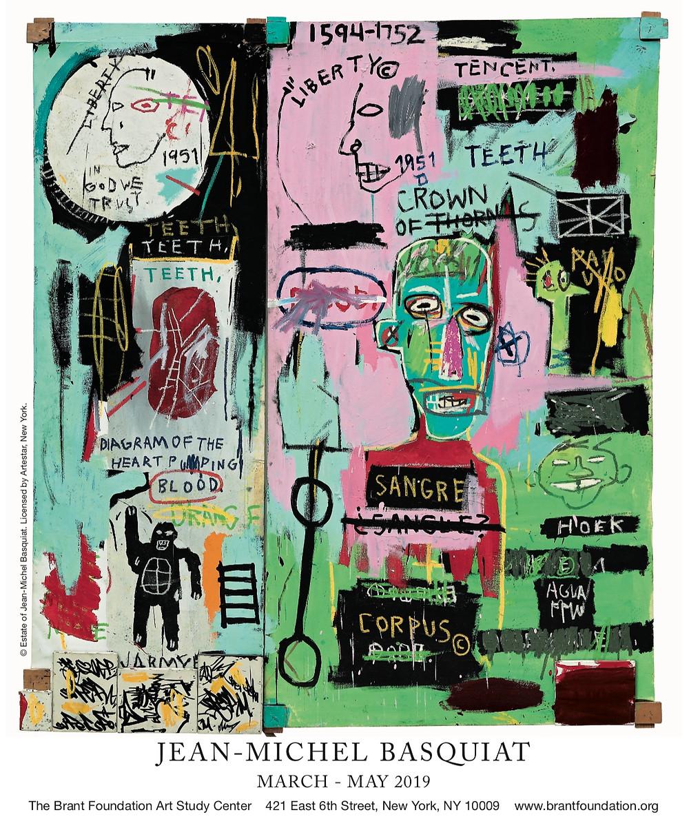 Art expert for Basquiat