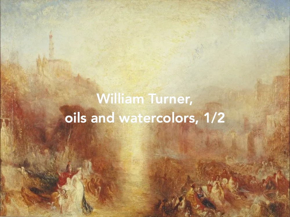 art expert Turner
