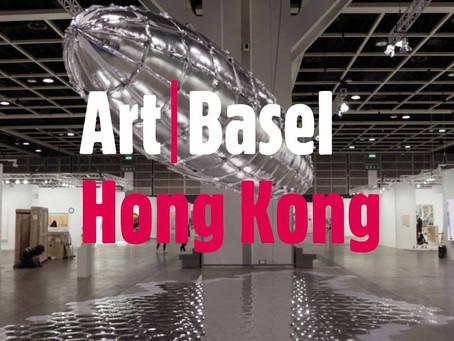 March 2020, Art Basel Hong Kong, yes or no?