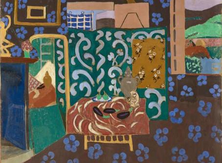 Matisse, the novel of his art.
