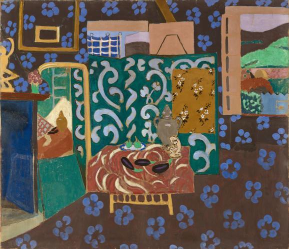 Matisse art expert