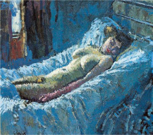 Art expert British impressionist
