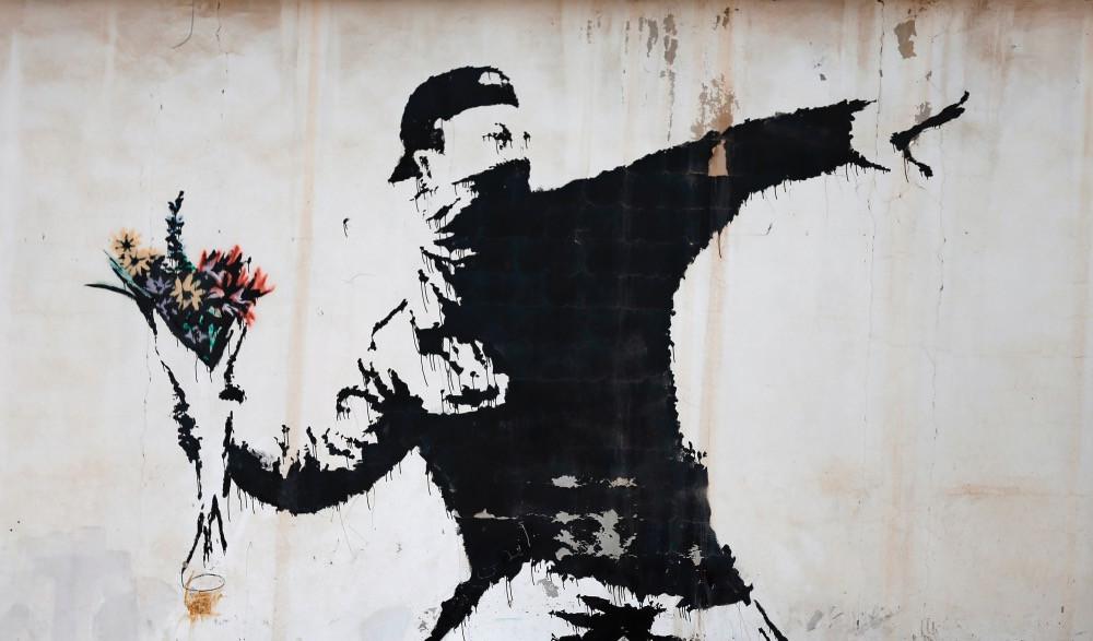 Banksy art expert