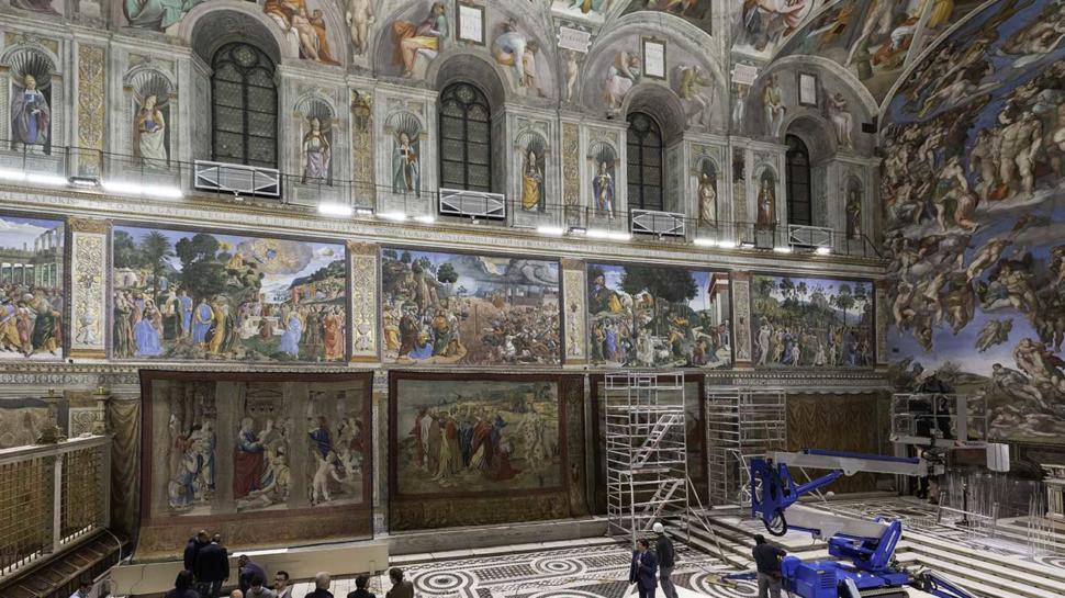 Art expert Raphael