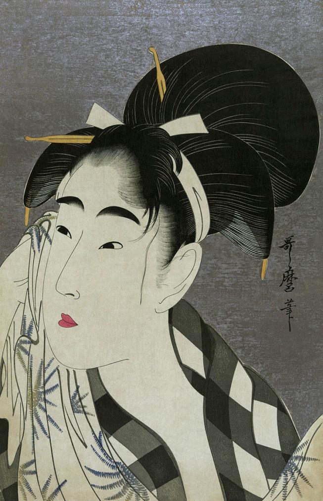 Utamaro art expert