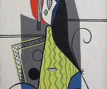 """The """"Magic paintings 1926-1930""""by Picasso analyzed."""
