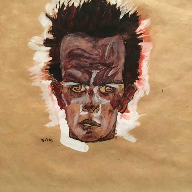 Art expert Egon Schiele