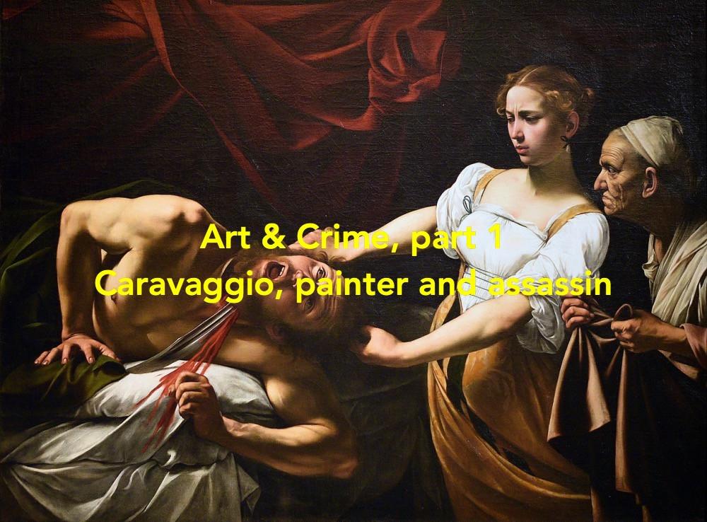 art expert Caravaggio