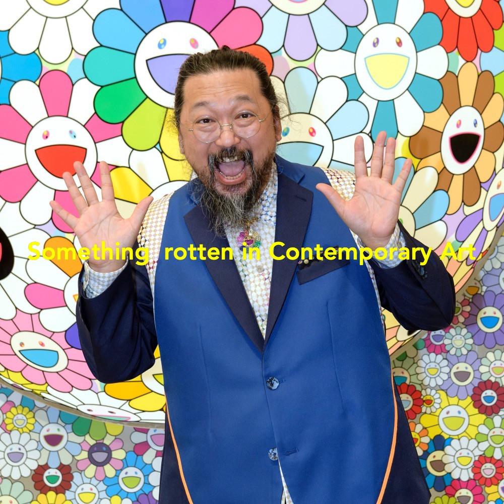 Murakami art expert