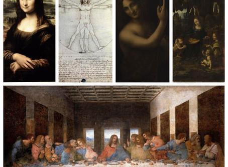 Leonardo da Vinci, 5 most important works