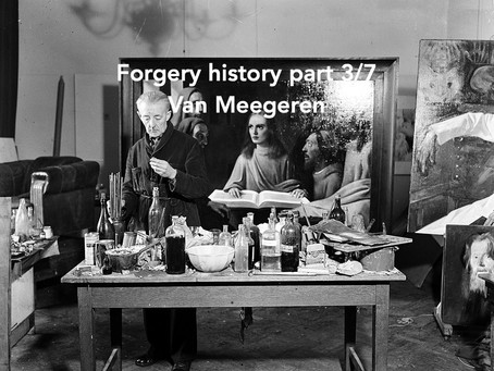 Forgery history, part 3/7