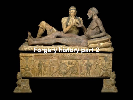 Forgery history, part 2/7