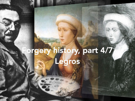 Forgery history, part 4/7