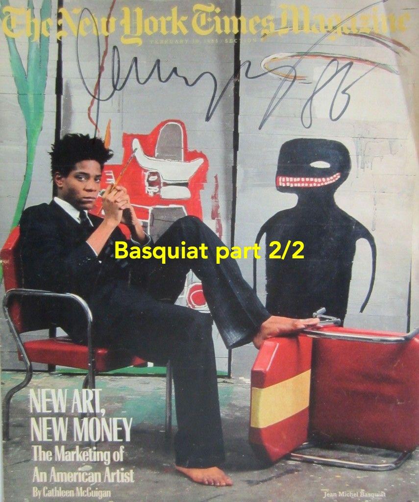 expert Basquiat
