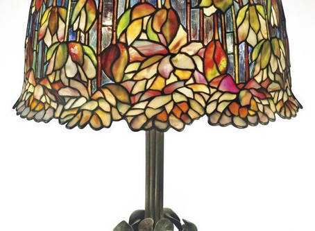 Collecting Tiffany lamps, 10 things to know