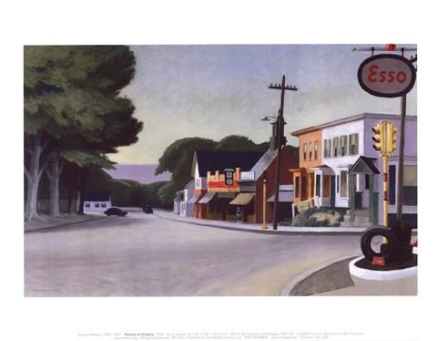 Art expert Edward Hopper