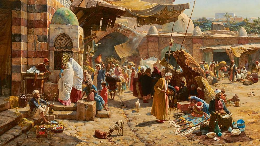 art expert Orientalism