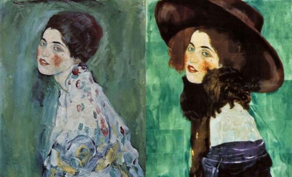 Klimt art expert