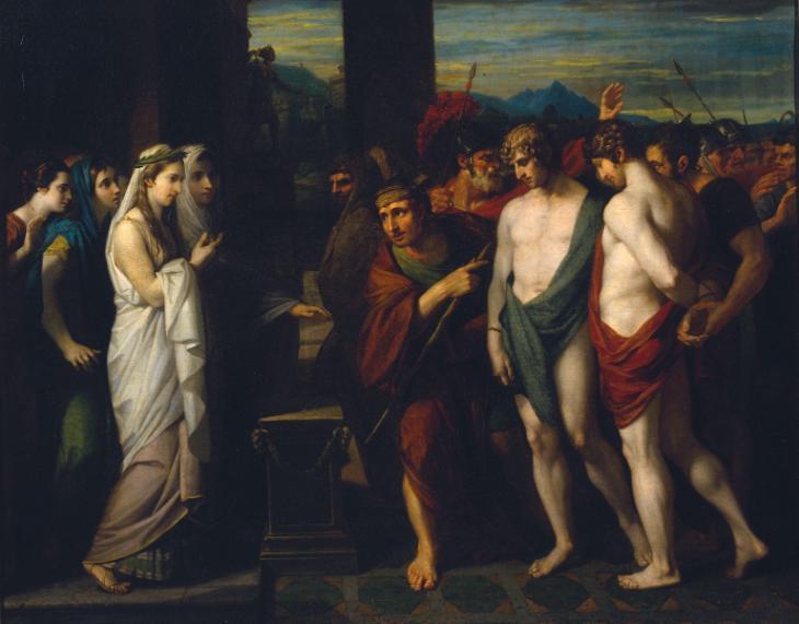 art expert classicism