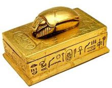 Collect golden boxes: Guide provided by Christie's