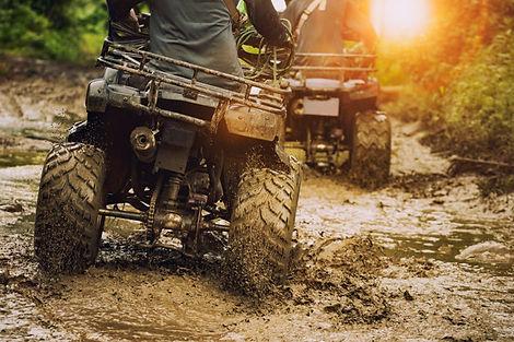 ATV off road mud 4x4