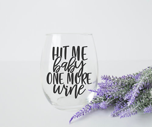 One More Wine