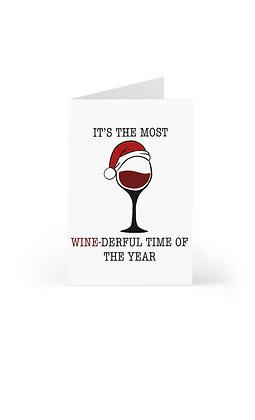 Wine-Derful Christmas