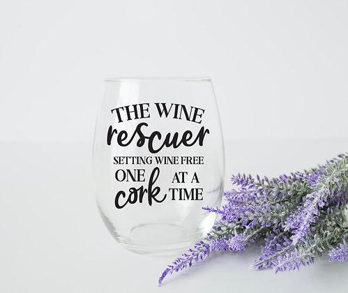 Wine Rescuer