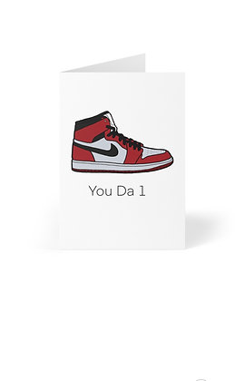 You Da 1