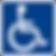 Accès personne à mobilité réduite  Handicapés Crêperie bretonne traditionnelle