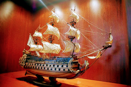Crêperie breton traditional La Frégate Guidel pays de Lorient model Frégate