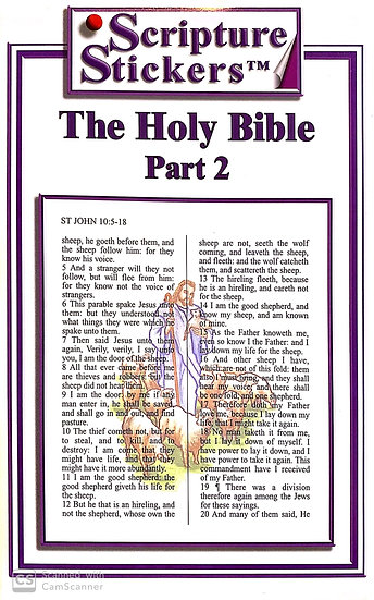 The Holy Bible - Part 2