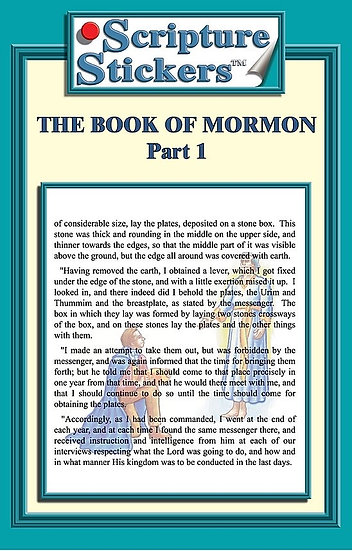 The Book of Mormon - Part 1
