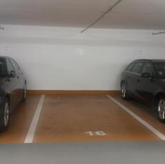 Brunetti Design apartment with a garage parking