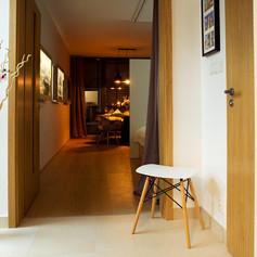 Brunetti Design Apartment Prague - vstup