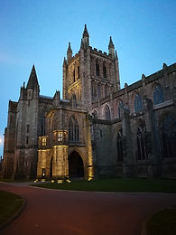 HEREFORD  CATHEDRAL RESIDENCY