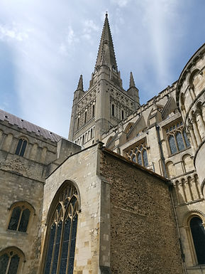 NORWICH  CATHEDRAL WEEKEND RESIDENCY