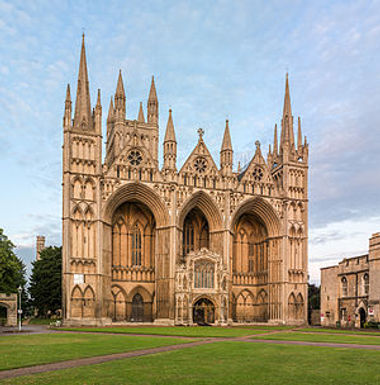 PETERBOROUGH CATHEDRAL EVENSONG
