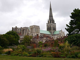 CHICHESTER  CATHEDRAL RESIDENCY