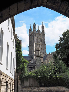 GLOUCESTER  CATHEDRAL RESIDENCY