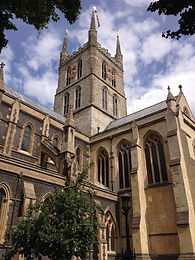 SOUTHWARK CATHEDRAL EVENSONG